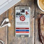 pinterest on phone