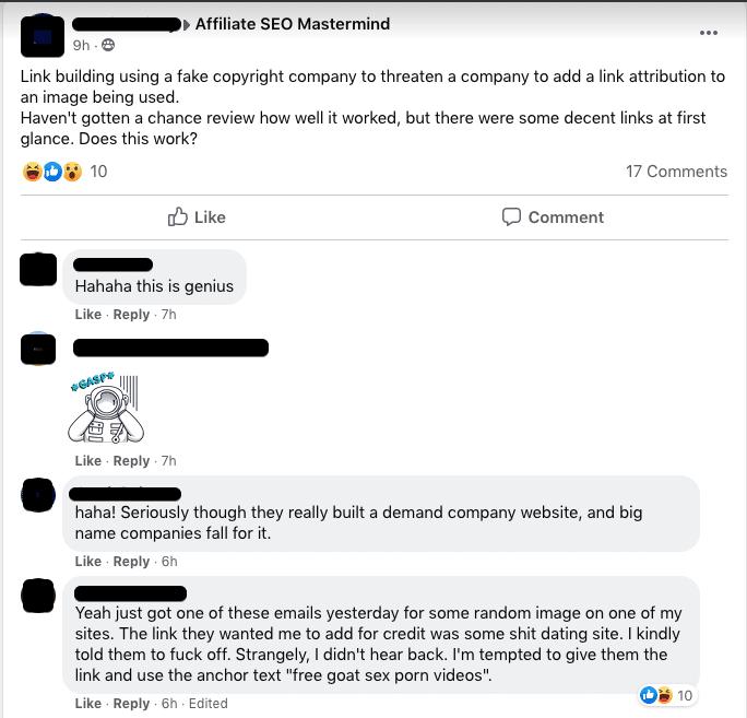 missing facebook post